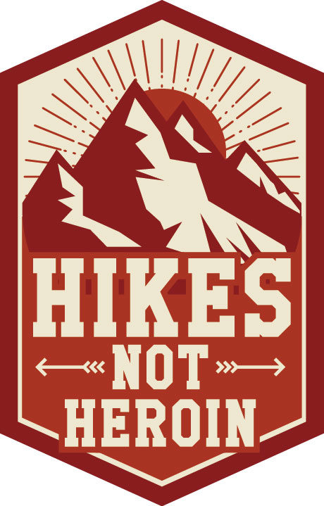 Hikes Not Heroin